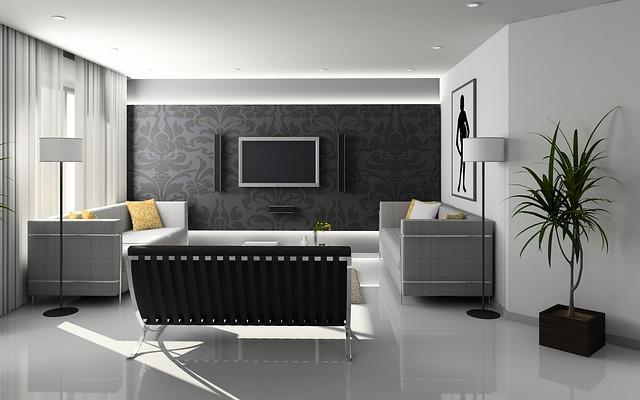 Colores para interiores para casas pequeñas